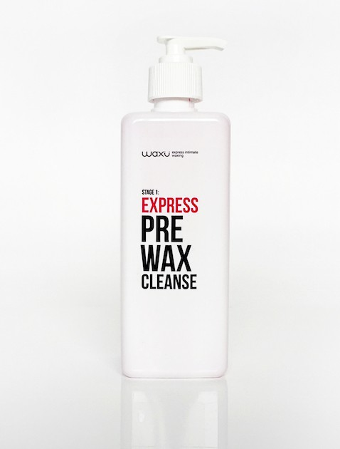 waxu Express Pre Wax Cleanse Intimate Waxing