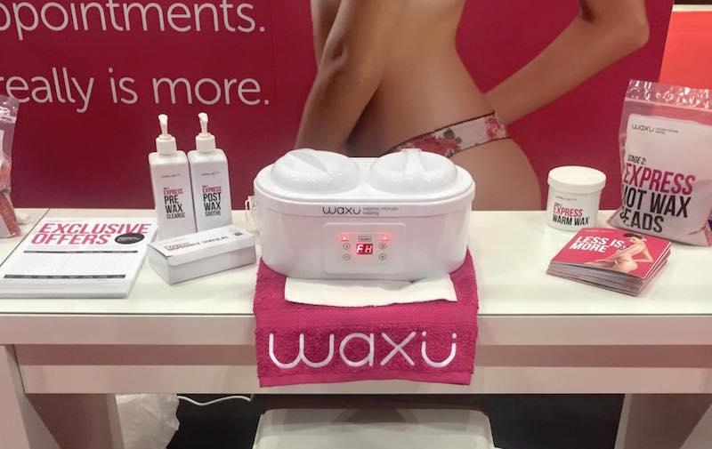waxu express intimate waxing