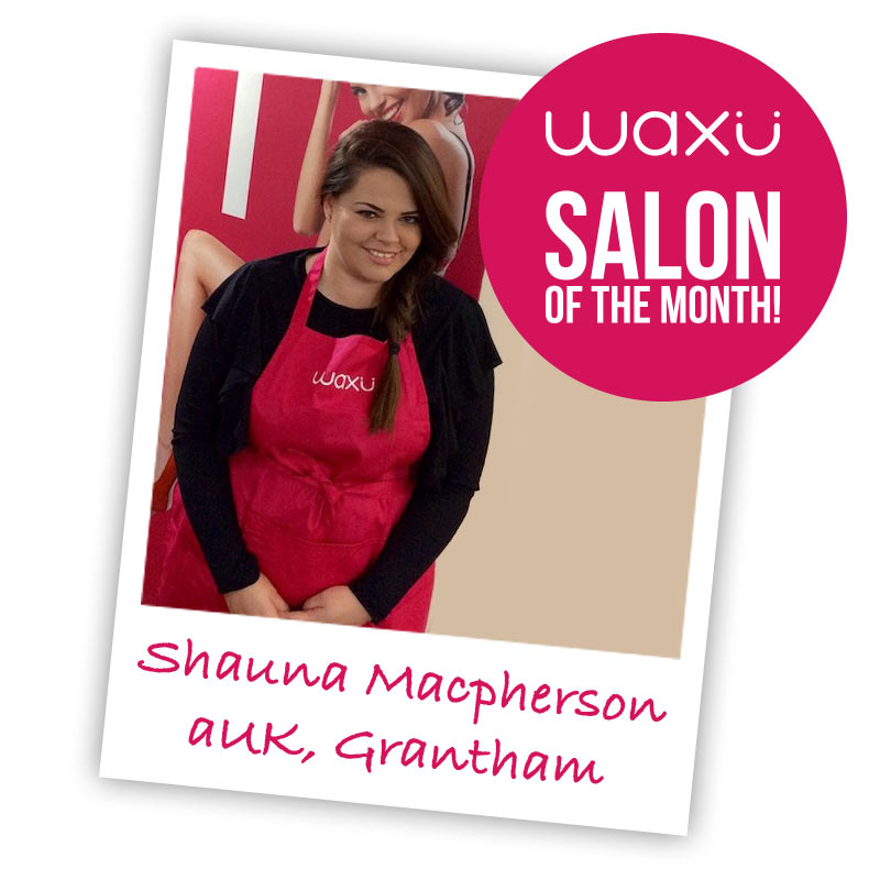 waxu Salon of the month