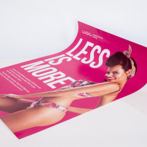 A2 waxu Poster