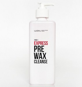 waxu Express Pre Intimate Wax Cleanse