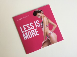 waxu Express Intimate Waxing Brochure